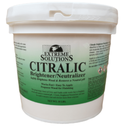 Citralic – Wood Brightener & Neutralizer – Covers up to 3000 SQ FT
