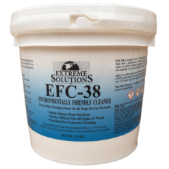 EFC38 – Wood Cleaner & Mild Stripper – Covers up to 3000 SQ FT