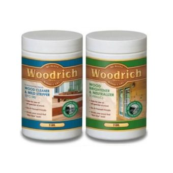 EFC38 & Citralic – Complete Wood Cleaning & Restoration Kit – Covers up to 750 SQ FT