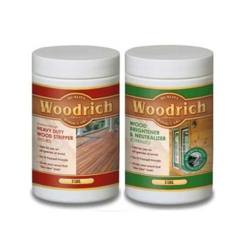 2lb Heavy Duty Wood Stripping Kit
