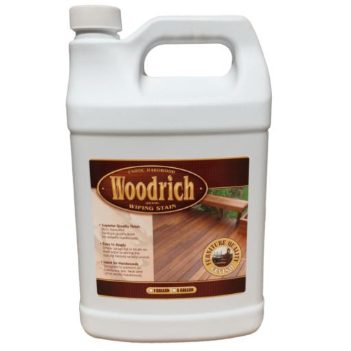 Hardwood Wiping Wood Stain 1 Gallon