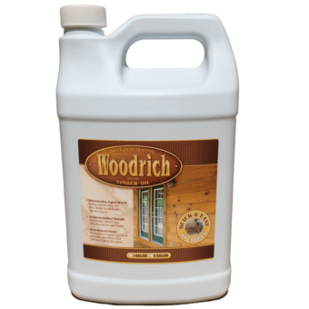 Timber Oil Deep Penetrating Wood Stain – 1 Gallon – Covers up to 150 SQ FT