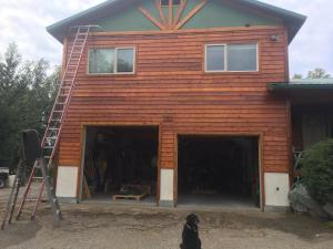 Cedar Bevel Siding after HD-80 & Citralic