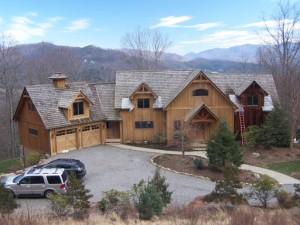 Beautiful Cedar Home Restoration - Front