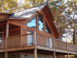 Cedar Home After