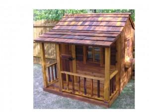 Cedar Play House Restoration