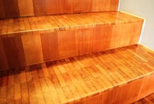 Garapa Steps