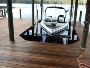 Ipe Boat Dock Restoration