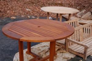 Ipe Table Restoration