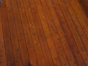Pine After Restoration