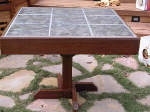 Teak Table Restoration