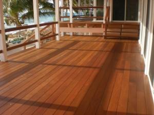 Ipe Deck Stain Restoration